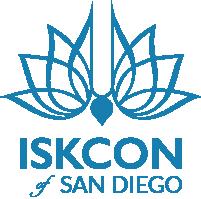 ISKCON of San Diego Logo
